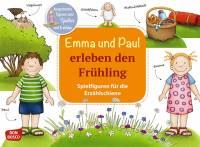 Erzählschiene | Emma und Paul erleben den Frühling