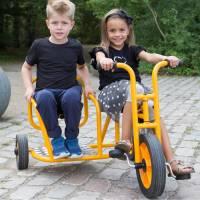 RABO Dreirad Seitenwagen mit Sitz