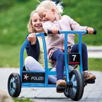 Jakobs Aktiv - Dreirad Polizei Aktiv