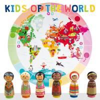 Kids of the world - Triff deine Freunde auf der ganzen Welt