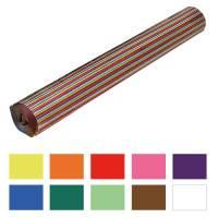 Transparentpapier 50 x 70 cm - 100 Bogen in 10 Farben